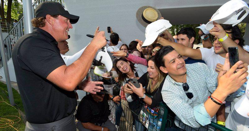 Фил Микелсън спечели World Golf Mexico Championship