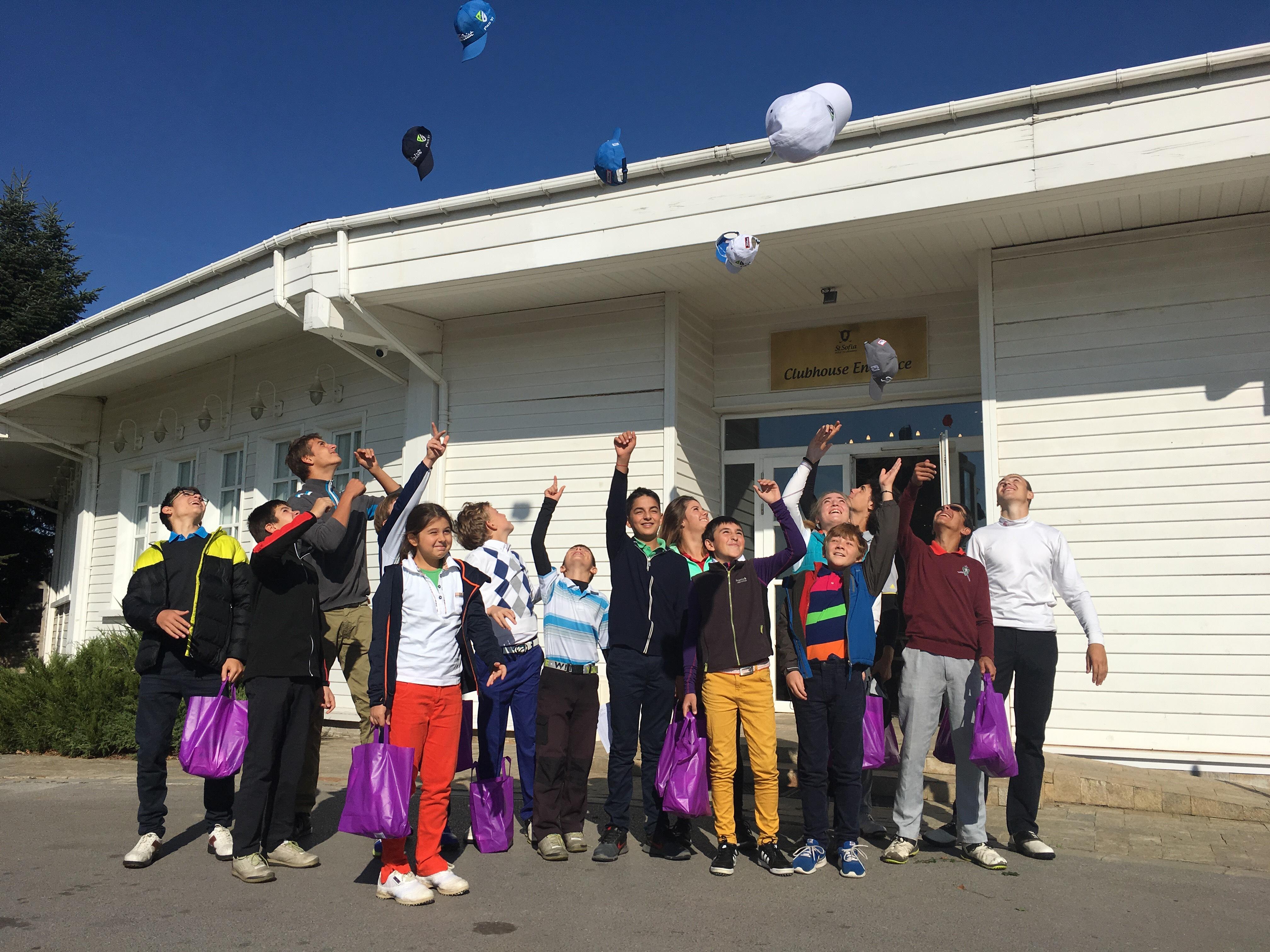 """Детскaта верига турнири """"Pro Golf Bubbles"""", стартира на 22-ри Април."""