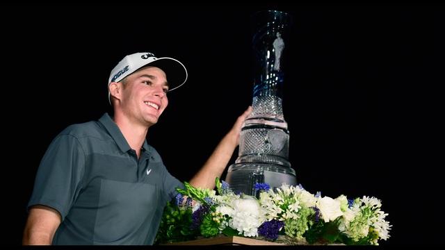 На 21 г. Арън Уайс грабна първата си победа от PGA TOUR на AT&T Byron Nelson