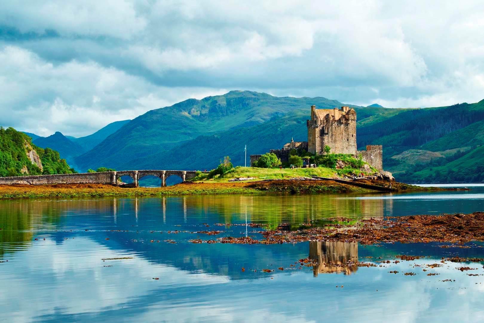 Шотландия – Родината на Голфа!