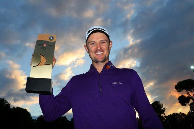Джъстин Роуз отново повежда в световния голф!