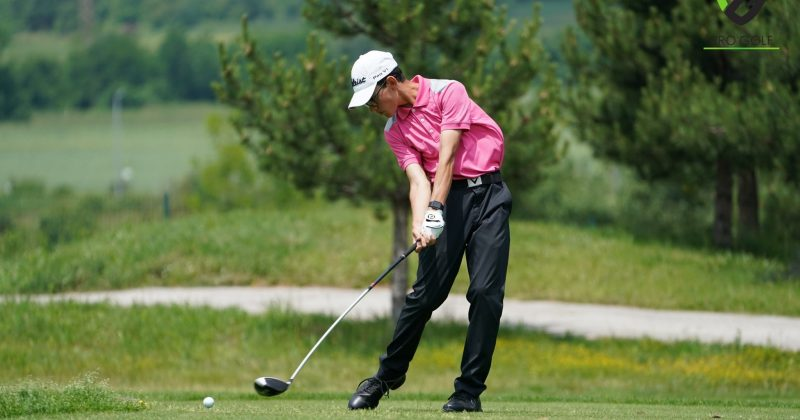 А ROMANIAN and А JUNIOR shine in May's PRO GOLF RANKING